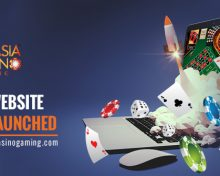 Asia Casino gaming portal launched!