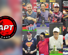 Final wrap! APT Player of the Series, CoinPoker High Rollers, and Short Deck winners
