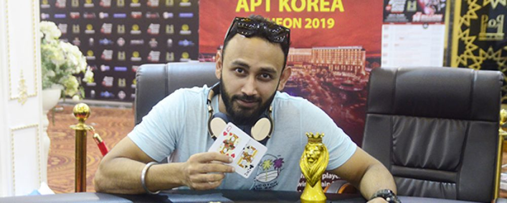 Final one hour to enter the Main Event! Day 2 chip count; Manish Lakhotia wins the NLH Single Day